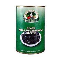 Black Olives, Cerignola 5.5 lbs