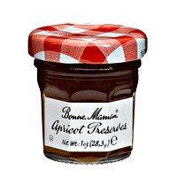 Bonne Maman Apricot Preserve - 1 oz x 60 (1 case) Kosher