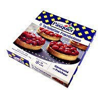 French Raspberry Tartlets, 5 pcs - 1.2 lb.