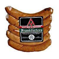 Frankfurters Sosiski Sausage 1 lb.