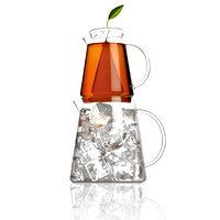 Tea Forte Brewing Pitchers - 2 pitchers & 1 lid