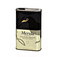 Merula Extra Virgin Olive Oil 16.9 oz.