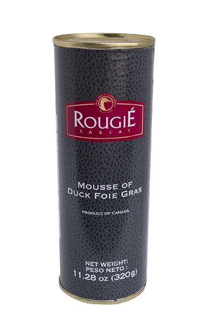 Mousse of Duck Foie Gras by Rougie