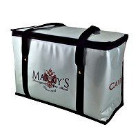 Marky's Soft-Sided Collapsible Cooler Bag, Large