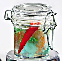 Mini Kilner Jar 1.5 oz ( Case of 24)