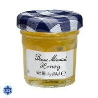 Bonne Maman Honey - 1 oz x 60 (1 case) Kosher