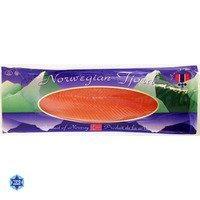 Norwegian Superior Smoked Salmon, Non-Sliced 2-4 lb. Kosher