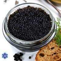 Black Whitefish Caviar - 16 oz. Kosher