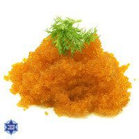 Golden Whitefish Caviar 16 oz. Kosher