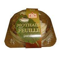 French Goat Cheese Mothais sur Feuille 5.3 oz.