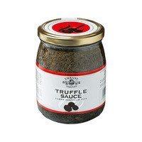 Italian Black Summer Truffle & Champignon Mushroom Sauce 17.5 oz.