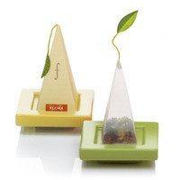 Tea Forte Tea Trays - Bone White