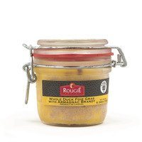 Rougie Whole Duck Foie Gras w/ Armagnac, Micuit 6.34 oz.