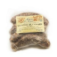 Duck & Pork Sausage with Figs 1 lb