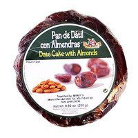 Spanish Date Cake with Almonds 8.8 oz.