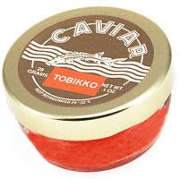 Orange Sushi Caviar