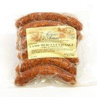 Lamb Merguez Sausage 0.75 lb