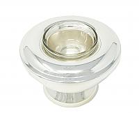 Petit Silver Plated Caviar Server Capacity 1-2 oz.