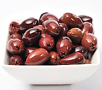 2kg. Kalamata Olives Pitted, Naturally Ripened