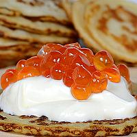 Salmon Roe Keta Caviar, Keta Ikura