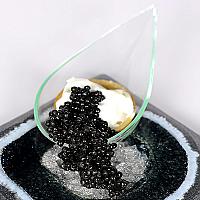 Beluga Hybrid Caviar Set, 3 pcs