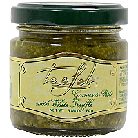 Genovese Pesto with White Truffles, 80 gr. - by Tealdi, Italy