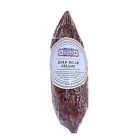 6.5oz Wild Boar Salami