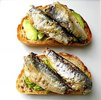 Sardines in EVOO, 4.05oz