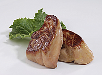 Foie Gras Slices La Belle, 10*2.0 oz. 1.2-1.4 lb\ 0.55-0.64 kg, frozen