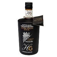 Hacienda Guzman Extra Virgin Olive Oil, Manzanilla 17 oz, Limited Edition