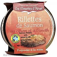 4.4oz Rillettes of Salmon