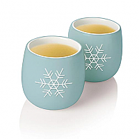 Amie Cup (2pk) - Holiday
