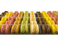 French Almond Macaron, 72 pcs.