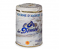 French Cheese Fourme D'Ambert Blue 1 lb.