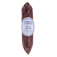 Bison Dry Cured Salami (100% Bison), 6.5 oz