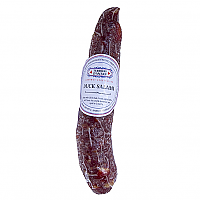 French Cured Duck Salami 0.5-1 lb.