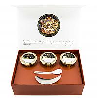 White Caviar Gift Box: Beluga, Karat, Almas Gold