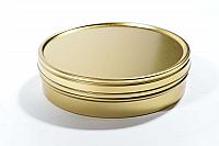 125g Empty Caviar Tin Prestige