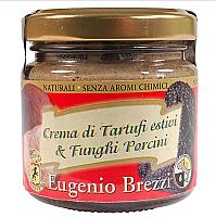 Italian Summer Black Truffles Puree w/Porcini Mushrooms 3.5 oz.